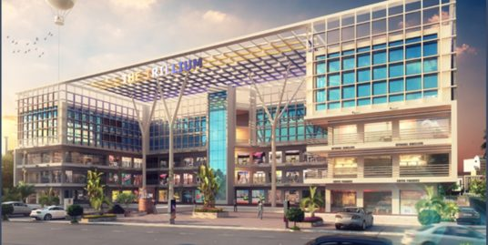 Commercial Project @ Bhayli ,