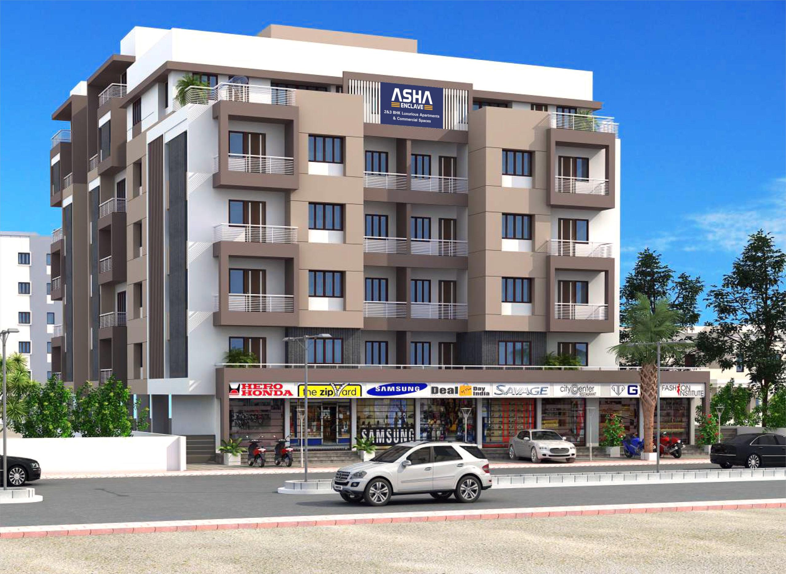 Asha Enclave